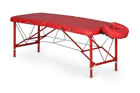 Masážní stůl Aero Design Red