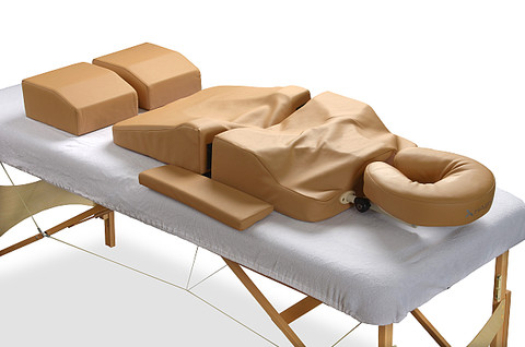 Sada klínů pro těhotenskou masáž - novinka roku 2012