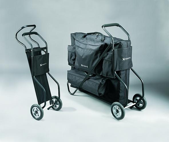 Transportní vozík na masážní stůl