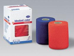Fotografie Obinadlo Idealast Color Cohesive 8 cm x 4 m